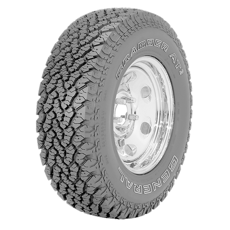 Pneu 265/70 R16 GRABBER AT-2 112S OWL GENERAL TIRE