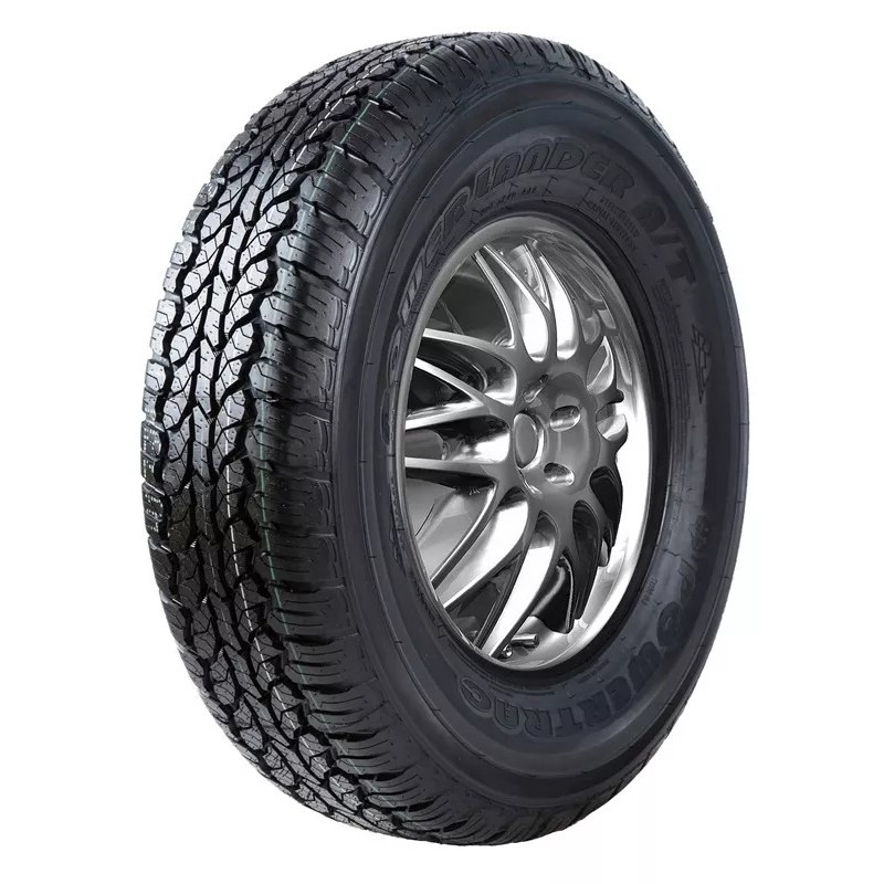 Pneu 255/65 R17 AT-110T   POWERTRAC